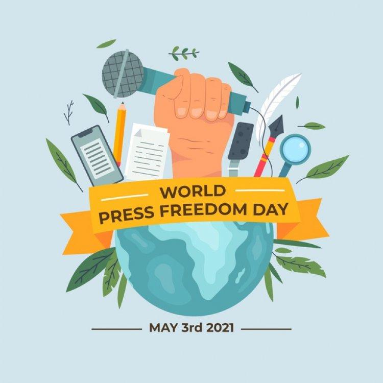 Дэлхийн хэвлэлийн эрх чөлөөний өдөр